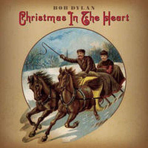 Christmas In The Heart by Bob Dylan CD