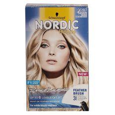 Schwarzkopf Nordic Blonde Feather Balayage
