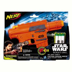 NERF Star Wars Rogue One Seal Communicator Green Blaster