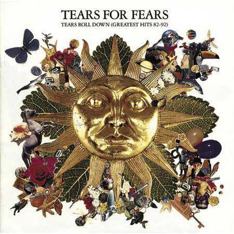Tears Roll Down CD by Tears For Fears 1Disc