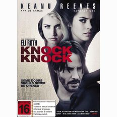 Knock Knock DVD 1Disc