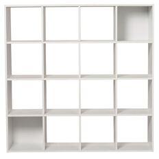 Living & Co Madrid White 16 Cube