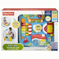 Fisher-Price Laugh & Learn Smart Stages Table
