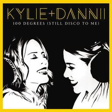 100 Degrees (Its Still Disco To Me) Vinyl by Kylie Minogue 1Record