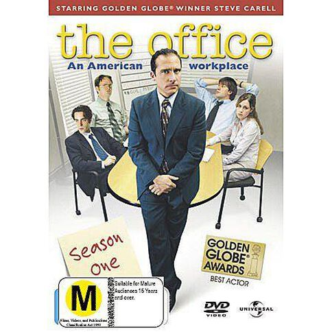 The Office Season 1 DVD 1Disc
