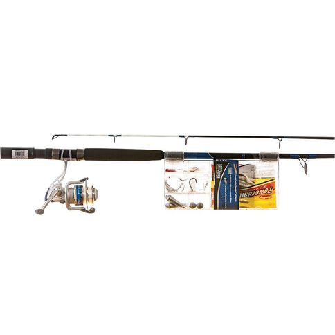 Shakespeare Catch More Fish 12ft Surf Combo Set
