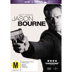 Jason Bourne DVD 1Disc