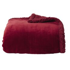 Maison d'Or Throw Sicily Sherpa
