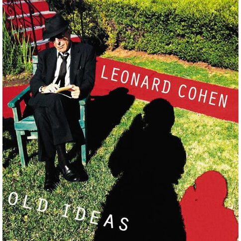 Old Ideas CD by Leonard Cohen 1Disc