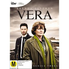 Vera Season 3 DVD 2Disc