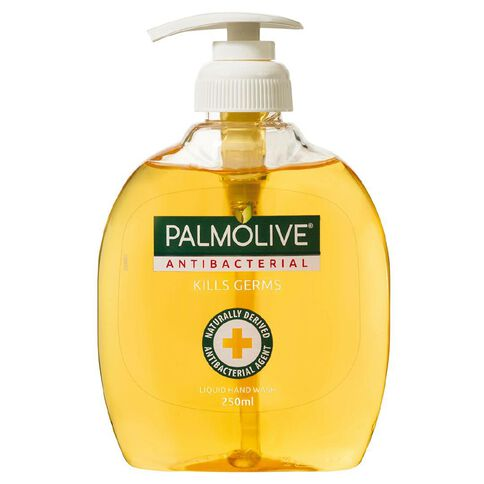 Palmolive Soft Wash Anti Bacterial Hand Wash Pump 250ml