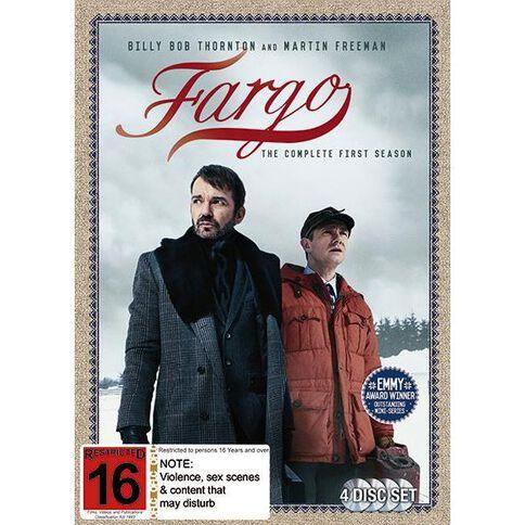 Fargo Season 1 DVD 3Disc