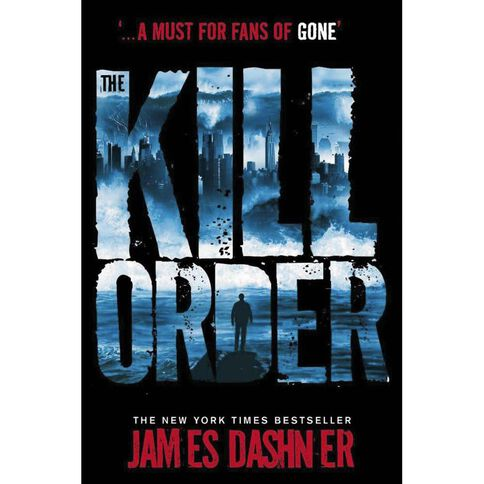 Maze Runner Kill Order by James Dashner