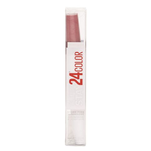 Maybelline Super Stay Lip Colour Carded timeless Rose