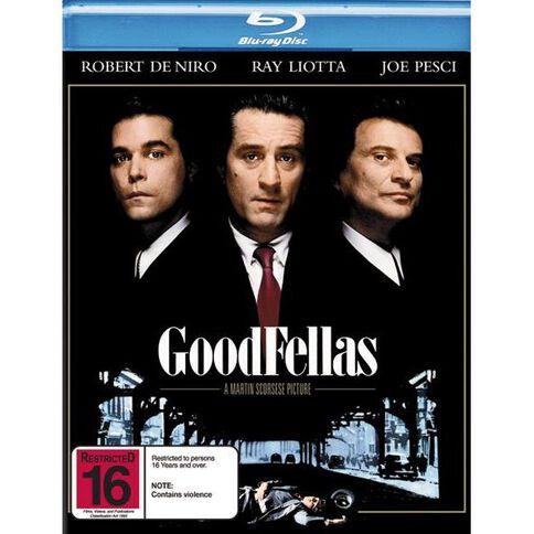 Goodfellas Blu-ray 1Disc