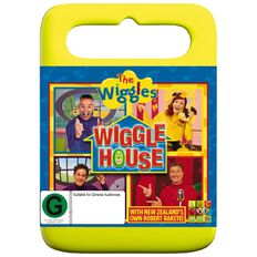 Wiggles The Wiggle House DVD 1Disc