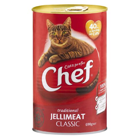 Chef Traditional Jellimeat Classic 690g