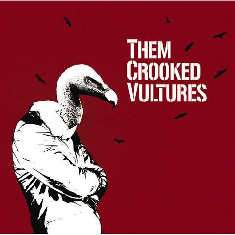 Them Crooked Vultures CD by Them Crooked Vultures 1Disc