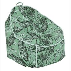 Living & Co Tropical Bean Bag Cover