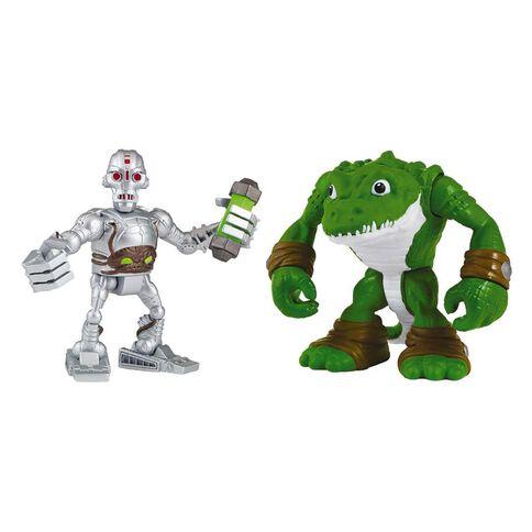 Teenage Mutant Ninja Turtles Half Shell Hero Figure 2.5in Assorted