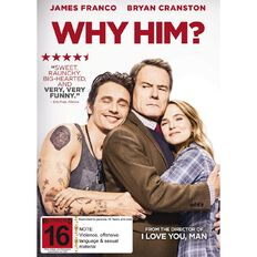 Why Him? DVD 1Disc