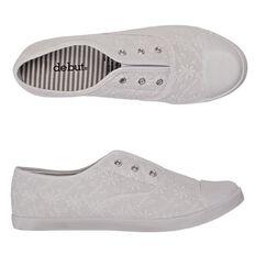 Debut Pinsk Canvas Shoes
