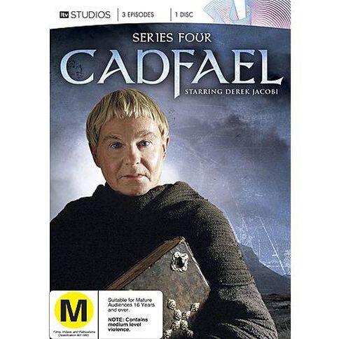 Cadfael S4 DVD 2Disc