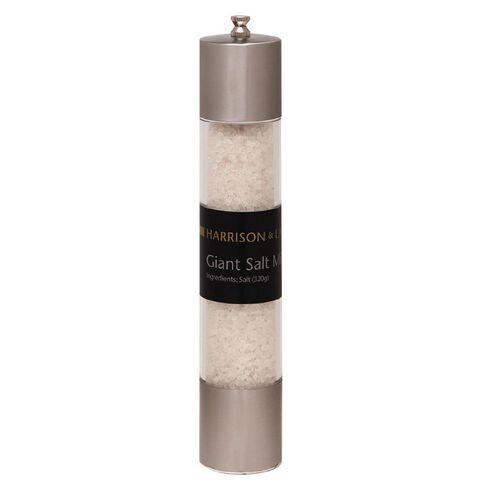 Harrison & Lane Giant Salt Mill