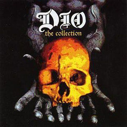 The Collection CD by Dio 1Disc