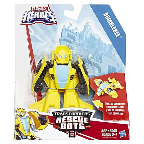 Playskool Transformers Rescue Bots Rescan and Dino Assorted
