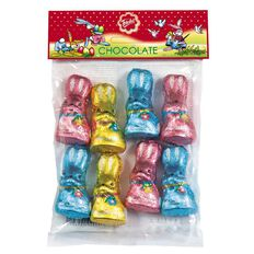Friedel Milk Chocolate Hollow Bunnies in Bag 100g