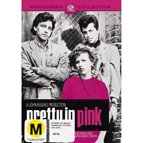 Pretty In Pink DVD 1Disc