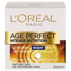 L'Oreal Paris Age Perfect Intense Nutrition Night 50ml