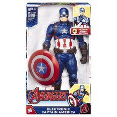 Avengers Marvel Titan Hero Tech Captain America
