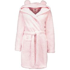 H&H Women's Sherpa Robe