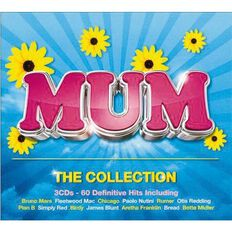 Mum The Collection CD by Various Artists 3Disc