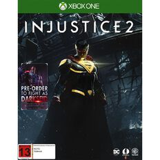 XboxOne Injustice 2