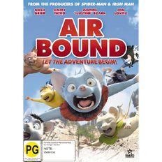 Air Bound DVD 1Disc