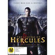 The Legend of Hercules DVD 1Disc