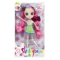Shibajuku Girls Fashion Doll Assorted 34cm Tall