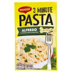 Maggi 3 Minute Pasta Alfredo 70g