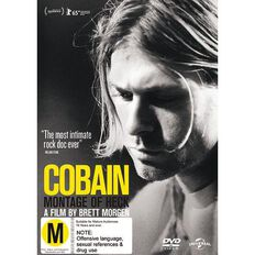 Cobain Montage of Heck DVD 1Disc