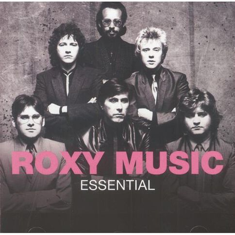 Essential CD by Roxy Music 1Disc