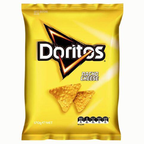 Doritos Doritos Nacho Cheese 170g