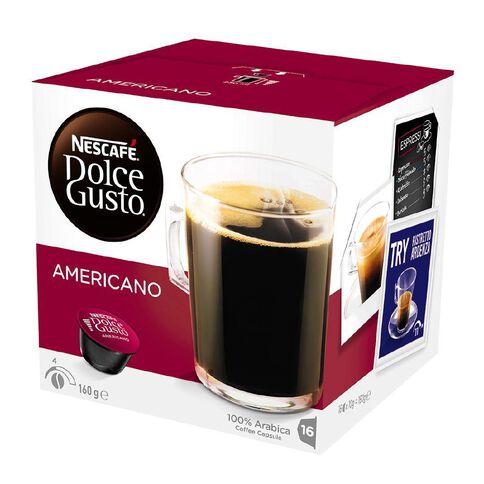 Nescafe Capsules Cafe Americano 16 Pack