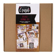 Craft Crush Deluxe Journal Kit