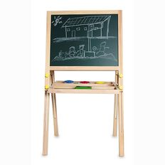 Easel Two in One Wooden