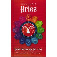Horoscopes 2017: Aries