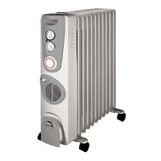 Evantair Oil Column Heater with Timer 11 Fin
