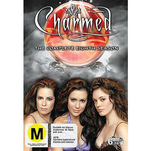 Charmed Season 8 DVD 6Disc